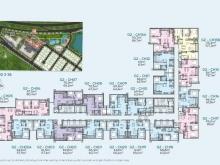 Chính chủ cần bán nhanh căn hộ 2PN 1VS tại Green Bay Mễ Trì giá hạt dẻ