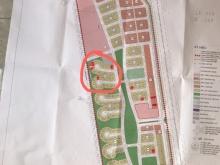 Bán lô biệt thự VIP DA Hà Đô Charm Villas, An Thượng, Hoài Đức, giá 32tr/m.