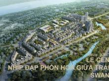 Mở bán BT nghỉ dưỡng Swan Bay Le Centre Zone 6, đẹp nhất đảo Đại Phước