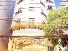 Bán khách sạn đường Lê Thị Riêng – Bùi Thị Xuân quận 1.