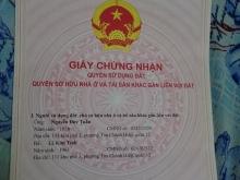 Bán gấp nhà mặt tiền đường Dương Thị Mười , Q12