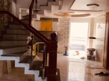 Chính chủ bán căn nhà 1 trệt 1 lửng 2 lầu tại Lê Văn Thọ, P14, Gò Vấp