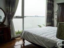 Bán nhà mặt Hồ Tây  phố Nguyễn Đình Thi 5 tầng x 45m2, vỉa hè rộng