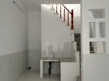 nhà mới xây giá rẻ sổng hồng riêng bình chánh