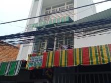 Bán nhà HXH 3,5 tấm 152\ Lý Thành Tông (Tô Hiệu-Hòa Bình) 4,5x8m giá 3,6 tỷ tl p