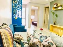 Cho thuê chung cư Ruby CT2, full nội thất đẹp vào luôn, 2 ngủ, 7tr.LH 0868359997
