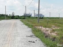 Bán đất 2 mặt tiền đường QL14, ngay KCN Becamex, SHR