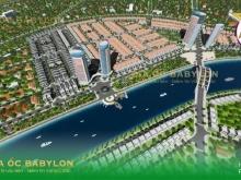 Hot! Siêu phẩm đất nền dự án view sông Cổ Cò, giáp Cocobay, giá chỉ từ 16 tr/m2.