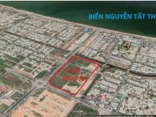 Đất biển Đà Nẵng - đối diện vincom plaza và cụm các tttm khác
