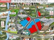 KHU DÂN CƯ CAO CẤP LONG THÀNH NEW TOWN NẰM NGAY KCN LỘC AN, UBND XÃ LỘC AN