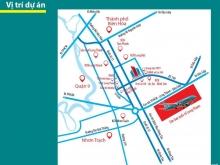 Bán đất Long Thành đối diện chợ Lôc An, cách sân bay Quốc Tế Long  Thành (3phut)