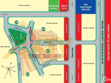 Đất nền đầu tư Sân Bay Long Thành thổ cư 100% đối diện khu tái định cư D2D giá c