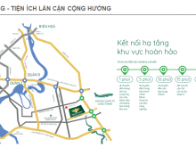 Mở bán KDC cao cấp Tiến Lộc Garden liền kề Sân bay Long Thành,