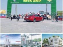 Tiến Lộc Garden, gần sân bay Long Thành, ngay khu dân cư hiện hữu, đầy đủ tiện í