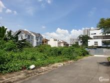 Bán đất biệt thự trống mặt tiền đường Thân Văn Nhiếp, KDC Sông Giồng.