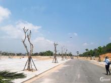 Lô biệt thự 2 mặt tiền đường 20.5m và 13.5m, dự án KDC 577, chỉ 10.7 tr/m2