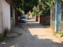 Bán Đất Phú Thị, 42m2 , 2 mặt tiền, nở hậu, đường ô tô tránh,