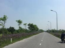 Chính chủ bán lô đất đấu giá Kim Hồ Lệ Chi dt 75m2 có vỉa hè .