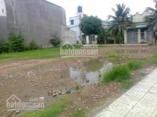 Cần bán lô đất mặt tiền Nguyễn Văn Bứa, huyện Hóc Môn, sổ hồng riêng, 90m2, 800