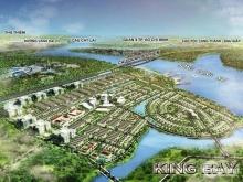Khu đô thị sinh thái phức hợp 3 mặt tiền sông King Bay. giá chỉ 20/triệu