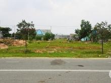 Gia đình cần bán gấp lô đất ở KDC An Sương, 100m2, 64tr/m2. Shr, cc ngay.
