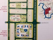Đất nền dự án ADC - NGUYỄN LƯƠNG BẰNG QUẬN 7 dãy C đối diện công viên giá 60tr/m