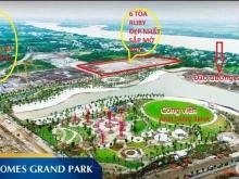 Lá phổi xanh mới của thành phố - Vinhomes Grand Pard