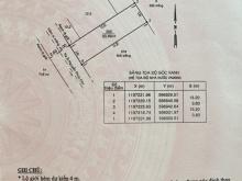 Chính chủ cần bán lô đất hẻm 207 Nguyễn Phúc Chu, P15, Q.Tân Bình.
