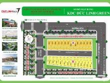 Đất HXH 7m trong KDC Đức Linh Green, , giá chỉ 48.6/m2 56.5m2
