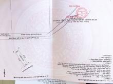 Đất nền đường Hắc Dịch - Tóc Tiên, SHR, TC: 100m2. DT: 5x21m.