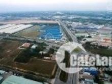 Đất mặt tiền đường ĐT 746, trung tâm thị xã Tân Uyên. Giá đầu tư chỉ 700tr/nền.