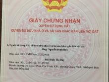 Chính chủ cần bán lô đất ở xã Thạnh Phú, huyện Vĩnh Cửu, tỉnh Đồng Nai