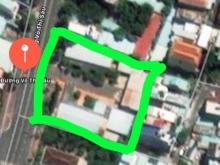 Bán Đất MẶT TIỀN đường Võ Thị Sáu, Tp.Vũng Tàu. Diện tích 2.429m2. Giá 150 tỷ