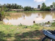Bán lô đất mặt tiền sông Phước Khánh