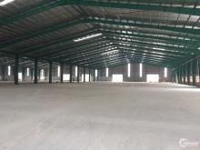 Cần cho thuê kho - xưởng mới xây DT 500m2,20tr/tháng, có văn phòng , Đ. Vườn Lài