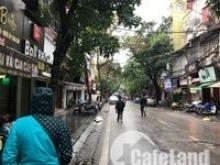 Cho thuê nhà mặt phố Đường Thành, quận Hoàn Kiếm, Hà Nội. Diện tích ~ 95m2,