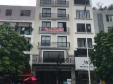 Cho thuê MBKD, VP tòa nhà mặt phố Nguyễn Văn Huyên 45-130m2. Giá chỉ 11.5tr/th
