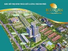 Căn hộ Eco Xuân ngay MT Quốc Lộ 13 bán block đẹp nhất giá chỉ 25,9 triệu/m2