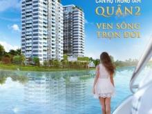 Đầu tư căn hộ D'lusso Q2 với giá thấp hơn khu vực 10-20 triệu/m2, Chỉ T.Toán 30%