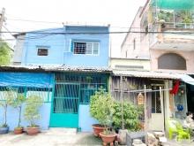 Bán nhà mặt tiền đường Bùi Huy Bích Phường 12 Quận 8 + Diện tích: 3 x 15m