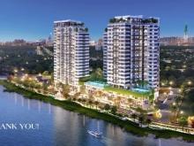 Bảng giá 55 Căn hộ sân vườn view sông/ Giá từ 1,2 tỷ ký HĐMB Ngay