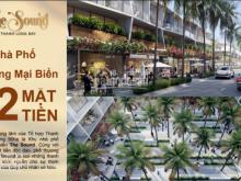 Shophouse biển 2 mặt tiền tại thủ phủ du lịch Nam Phan Thiết chỉ với 1.5 tỷ -30%