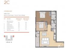 Bán gấp HausNeo căn góc số 9 tháp B tầng trung -  73m2 nhận nhà ở ngay
