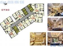 Bán chung cư CT3 Cổ Nhuế - KĐT Nam Cường 85,7m2 Giá 2,3 tỷ