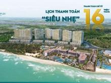 Căn hộ cao cấp 100% view biển, sổ hồng sở hữu lâu dài,thanh toán đợt 1 chỉ 150tr