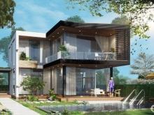 Biệt thự sinh thái nghỉ dưỡng Panorama Hill, cam kết lợi nhuận 360tr/năm