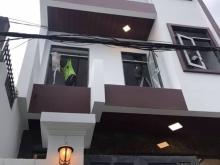 Bán nhà 3 tầng mới xây hẻm đường Cầu Dứa Phú Nông