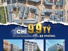 Shophouse biển 7 tầng 22 phòng trung tâm chợ đêm Phú Quốc – Chỉ duy nhất 3 suất