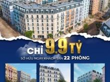 Thanh lý khách sạn căn góc 22 phòng khu kinh tế đêm Bãi Trường Phú Quốc