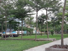 Nhà đẹp nằm ở mặt tiền đường Số 12 khu Tên Lửa Bình Tân